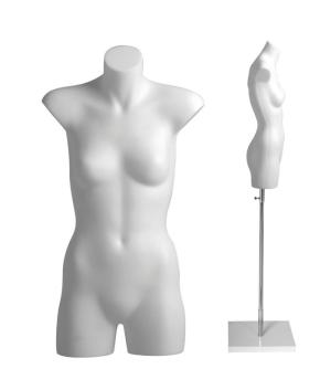 Rent Mannequins & Base Melbourne, Mannequin Female Torso