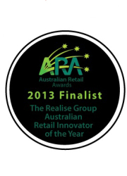 instant retail finalist in ARA Innovator of the Year Award