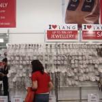 display racks hire